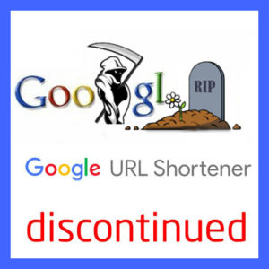 Google url shortener c